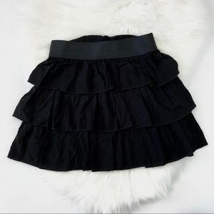 Amy Byer Pull-On Tiered Skirt for School or Play